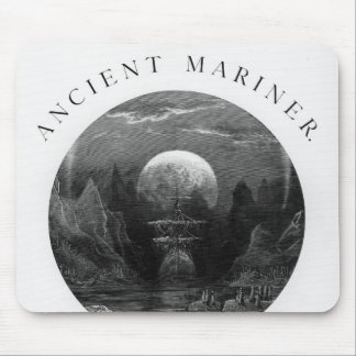 Title page from 'The Rime of the Ancient Mariner' Mouse Mat