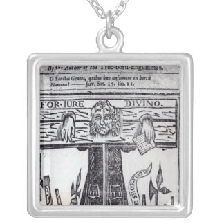 Title-page of the first book of 'Jure Square Pendant Necklace