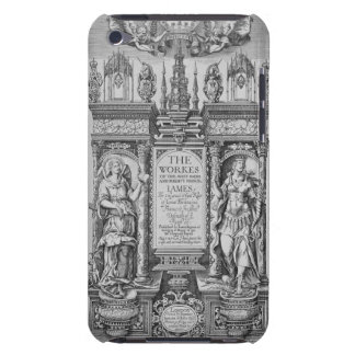 Title Page of 'The Works of James I', engraved by Barely There iPod Covers