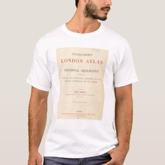 Title Page Stanford's London atlas T-Shirt