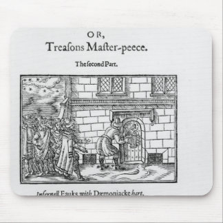 Title page to 'Mischeefes Mysterie or Treasons Mouse Mat