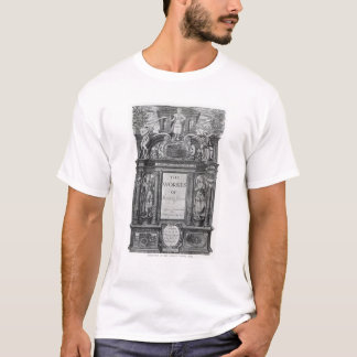 Title page to 'The Works of Benjamin Jonson' T-Shirt