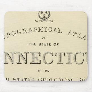 Title Page Topo atlas Connecticut Mouse Mat