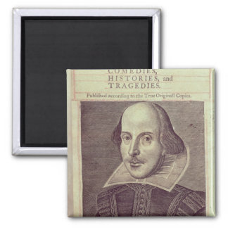 Titlepage of 'Mr. William Shakespeares Magnet