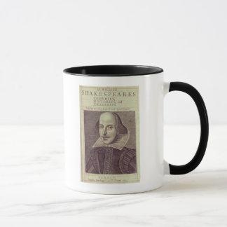 Titlepage of 'Mr. William Shakespeares Mug