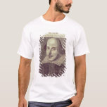 Titlepage of 'Mr. William Shakespeares T-Shirt