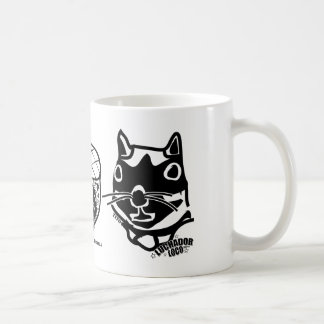 Tito b&w designs coffee mug