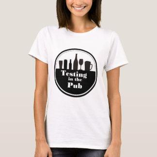 TITP ladies white t-shirt