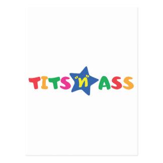 titsnass postcard