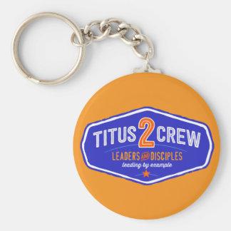 Titus2Crew Keychain