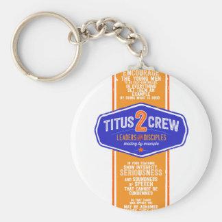 Titus2Crew Keychains