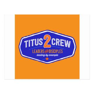 Titus2Crew Postcard