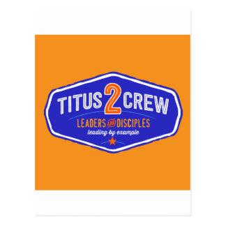 Titus2Crew Post Card