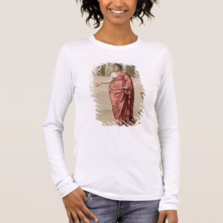 Titus, costume for 'Berenice' by Jean Racine, from Long Sleeve T-Shirt