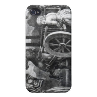 Titus Oates on the third day of his punishment iPhone 4/4S Cases