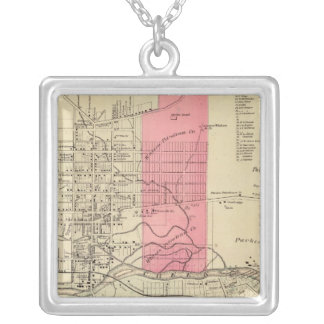 Titusville Silver Plated Necklace