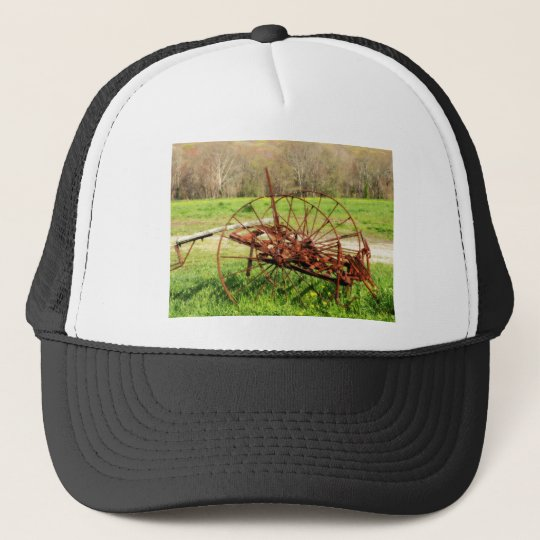 Tiverton Rhode Island Trucker Hat