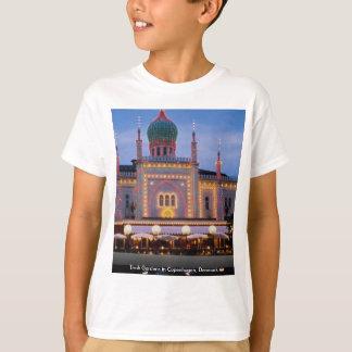 Tivoli Gardens in Copenhagen, Denmark T-Shirt