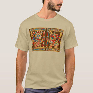 Tiwanaku  Sun Warriors T-Shirt