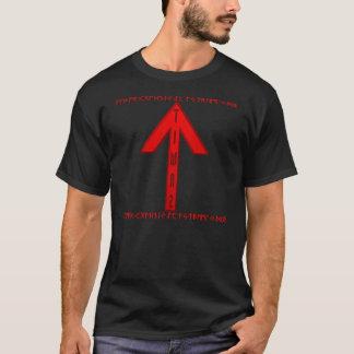 Tiwaz Rune red T-Shirt