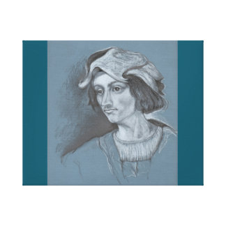 Tiziano Stretched Canvas Prints
