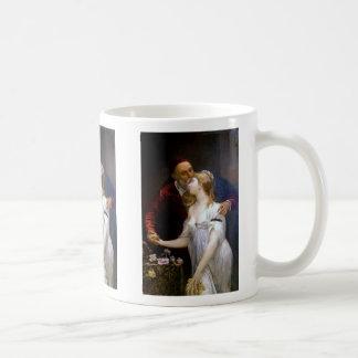 Tiziano y Lavinia (loving couple) ~ Basic White Mug