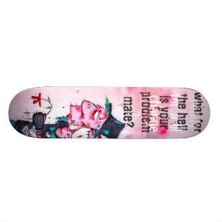 TJ the skateboard
