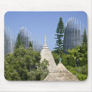 Tjibaou Cultural Centre, Noumea, New Caledonia 2 Mouse Pad