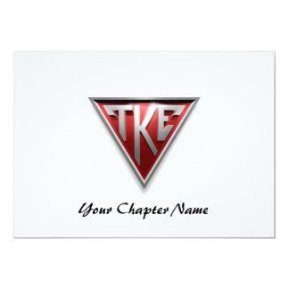 TKE Triangle Card
