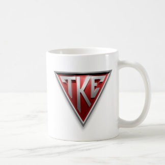 TKE Triangle Coffee Mug
