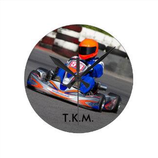 TKM karting clock 100CC go kart