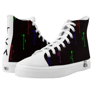 TKM PRINTED SHOES