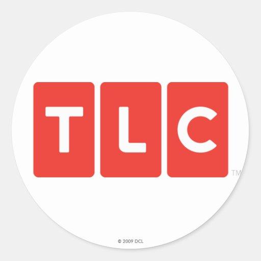 TLC Network logo Sticker