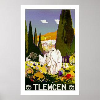 Tlemcen Algeria Posters