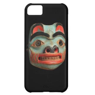 Tlingit Bear Mask iPhone 5C Case
