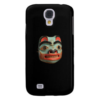 Tlingit Bear Mask Galaxy S4 Case