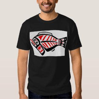 Tlingit Halibut T Shirts