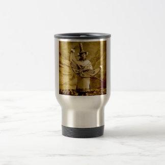 Tlingit Indian Skagway Alaska Vintage Coffee Mug