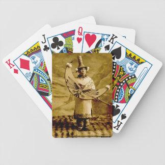 Tlingit Indian Skagway Alaska Vintage Poker Deck