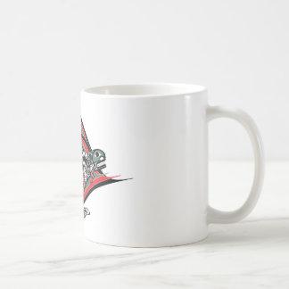 Tlingit Killer Whale & Eagle Mug
