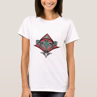 Tlingit Killer Whale & Eagle T-Shirt