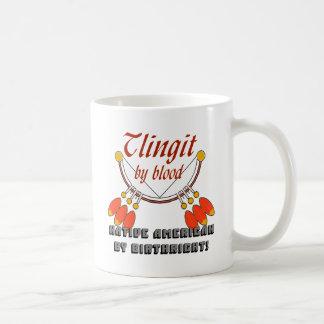 Tlingit Basic White Mug