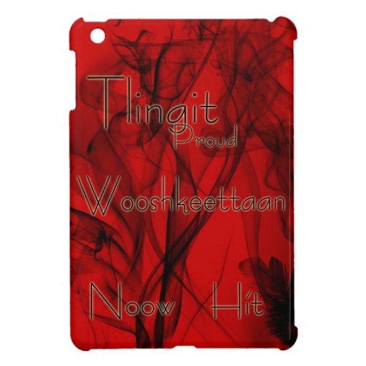 Tlingit Proud Cover For The iPad Mini