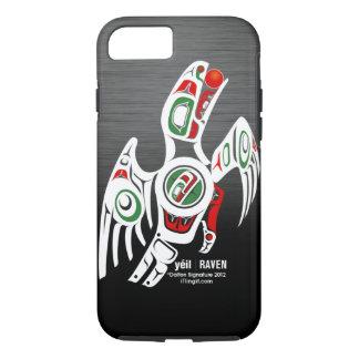 Tlingit Raven Design iPhone 7 Case