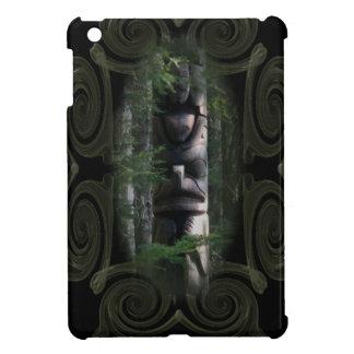 Tlingit Spirits/Black iPad Mini Cases