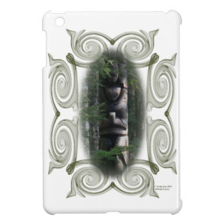 Tlingit Spirits iPad Mini Covers