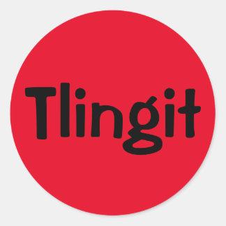 Tlingit sticker