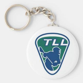 TLL Logo Keychain
