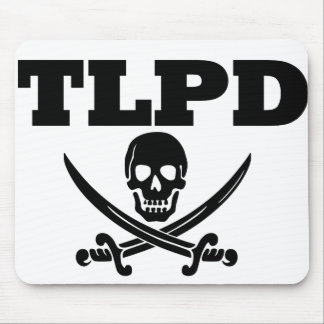TLPD Talk like a Pirate Day Mouse Pad