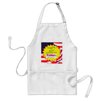 TM 21st Anniversary Promotional Materials Aprons